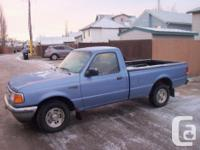 Make Ford Model Ranger Year 1997 Colour Blue kms