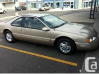1997 Ford Thunderbird LX 2DR Coupe. All original, only
