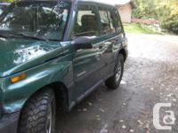 Make Geo Colour green Trans Automatic this tracker has