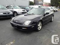 1997 Honda PreludeAvailability:AvailableStock