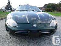 Make Jaguar Year 1997 Colour Green Trans Automatic kms