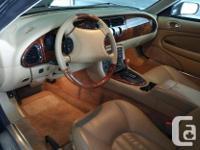 Make Jaguar Model Xk8 Year 1997 Colour British racing