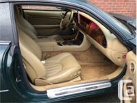 Make Jaguar Model Xk8 Year 1997 Colour Green kms 93456