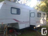 We are upgrading so we are selling our 1997 Jayco 5th