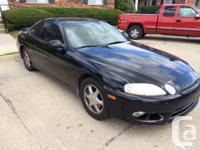 I'm selling my 1997 Lexus Sc400, the auto has 211k