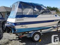 1997 Malibu 18.5 Ft Cuddy Cabin. 4.3 LX GEN+ V-6 I/O