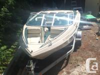 1997 Mariah in great condition. 18 feet, 3 year old