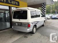 2500CC DIESEL - PERFECT FOR CAMPING, TRAVELLING AND