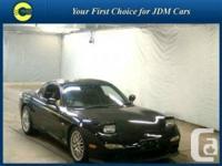 1997 Mazda RX-7 TYPE R-B MANUAL JDM - $161 B/W *.