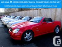 Make Mercedes-Benz Model SLK-Class Year 1997 Colour