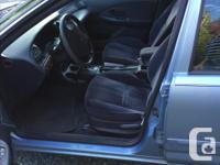 Make Mercury Colour Blue Trans Automatic kms 238000