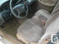 Make Mercury Model S Year 1997 Colour tan kms 171321