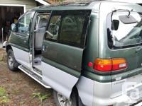 Make Mitsubishi Model Delica Space Gear Year 1997