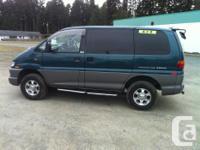 Make Mitsubishi Year 1997 Colour Green kms 113062 1997