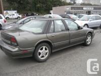 Make Oldsmobile Model Cutlass Year 1997 Colour
