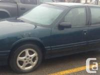 Excellent Condition: 1997 Oldsmobile Cutlass Supreme SL