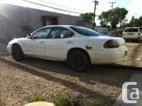 Make Pontiac Model Grand Prix Year 1997 Colour white