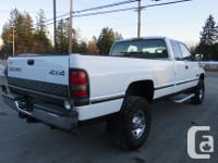 Make Dodge Model Ram 2500 Year 1997 Colour WHITE Trans