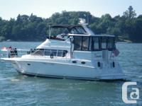 97 Silverton aftcabin,flybridge motoryacht. Boathouse