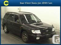 Condition: On Lot 1997 Subaru Forester Sporty SUV very