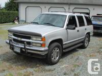 Make Chevrolet Year 1997 Colour SILVER Trans Automatic