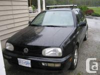 $1500.00 1997 volkswagon GTI 4cyl. Standard