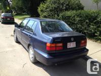 Make Volkswagen Model Jetta Year 1997 Colour Blue kms