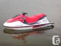 Selling my 1997 Yamaha GP1200 Waverunner.  This 2