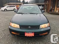Make Acura Model EL Year 1998 Colour Green kms 278000