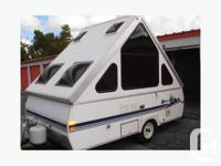 Here is a SUPER nice 1998 aliner camper up for