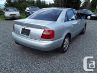 Make Audi Model A4 Year 1998 Colour grey kms 301689