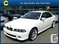 1998 bmw 528i ..... WITH ONLY 61,000KM    With this