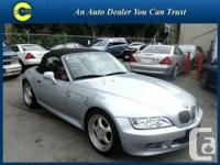 1998 BMW Z3 LIMITED EDITION * CONVERTIBLE SALE * $161