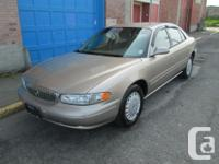 Make Buick Model Century Year 1998 Colour Brown kms