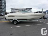 1998 19 ft Campion Allante 565 bow rider for sale, 4.3