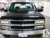 Make Chevrolet Model C/K 1500 Year 1998 Colour Black