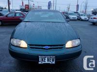 Make Chevrolet Model Lumina Year 1998 Colour Green kms