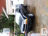 Make Chevrolet Model S-10 Year 1998 Colour Black kms