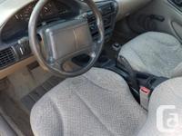 Make Chevrolet Model Cavalier Year 1998 Colour White