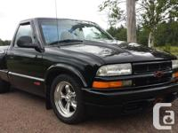 Make Chevrolet Model S-10 Colour Black Trans Automatic