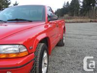 Make Dodge Model Dakota Year 1998 Colour Red kms