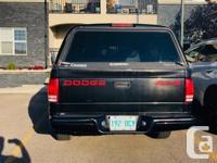 Make Dodge Model Dakota Year 1998 Colour Black kms