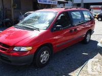 Make Dodge Model Grand Caravan Year 1998 Colour Red