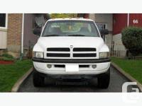 London, ON 1998 Dodge Ram 2500 4x4 with Plow $8,800