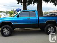 Make Dodge Model Ram 2500 Colour Blue Trans Automatic *