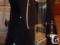 1998 Fender American Standard Telecaster - Black body -