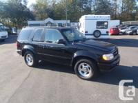1998 Ford Explorer limited 4X4, 2 door, automatic