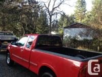 Make Ford Model F-150 Year 1998 Colour red kms 331500