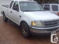 Ford F250 XLT 5.4L, This Horse is ready to play or