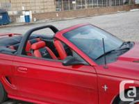 Summer Toy... 1998 Ford Mustang Convertible...